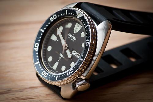 Seiko 6309-7040 Diver | by Hallsy01