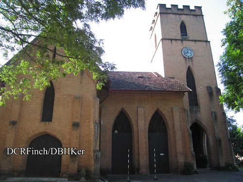 building brick heritage church architecture colonial historic british srilanka ceylon guide kandy anglican kandyan