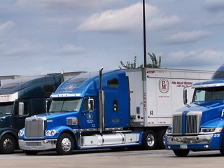 Paul Miller Trucking   by tnsamiam