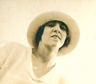 'Miss Woodward',  Bombay Harbour, March 1925