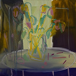 Oil on canvas 70x70cm SOLD