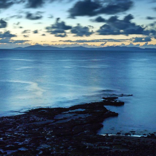 Night Shot - Duntulm - Isle of Skye
