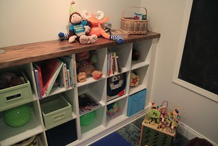 basement playspace in progress | by anythingpretty