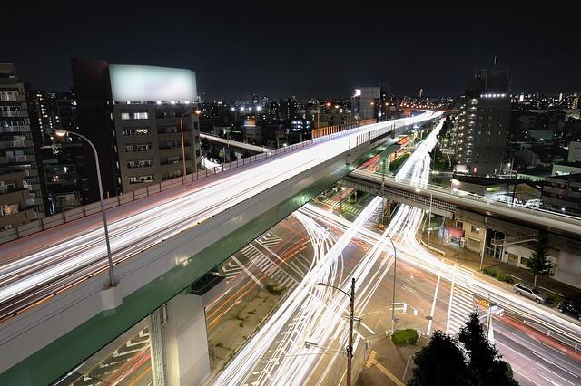 Nagoya @ night