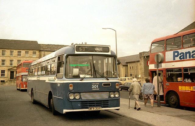 Lancaster 301 (MFR301P)
