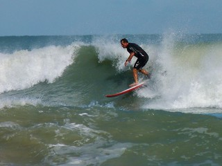 surf heaven today at cocoa beach fl | by Rusty Clark ~ 100K Photos