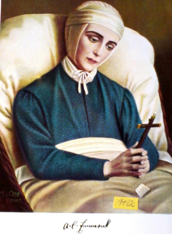 Blessed Anne Catherine Emmerich. (Augustinian nun, stigmat… | Flickr
