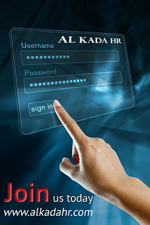 a woman hand sign in her login and password on a screen