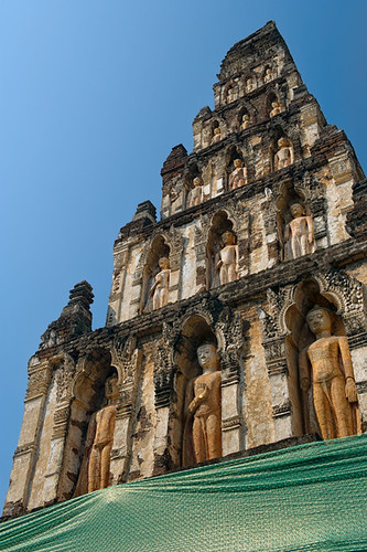 sky temple nikon khmer d3 lamphun hariphunchai totallythailand culturedky