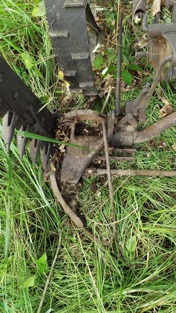 IH No 9 Rgular Speed Mule Drawn Hay Cutter Syckle Bar Mowe… | Flickr