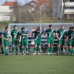 2. Mannschaft, FCNE - FC Amriswil, 29.03.14
