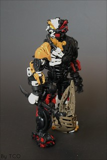 Makuta the corrupted maskmaker | by Leonid An