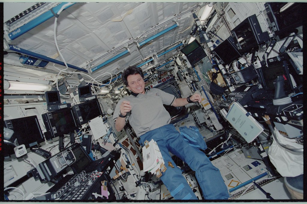 Franklin Chang Diaz | STS-111 UF-2 Mission Specialist (MS) F