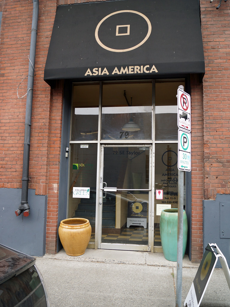 Asia America 79 Southeast Taylor Street #200 Portland, OR 97214