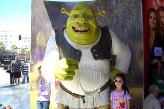 Shrek & Kid
