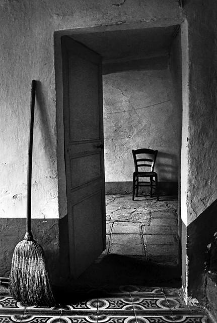 Gite intérieur, Provence, France