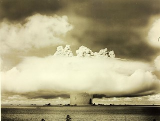 Atomic Bomb Test | by San Diego Air & Space Museum Archives