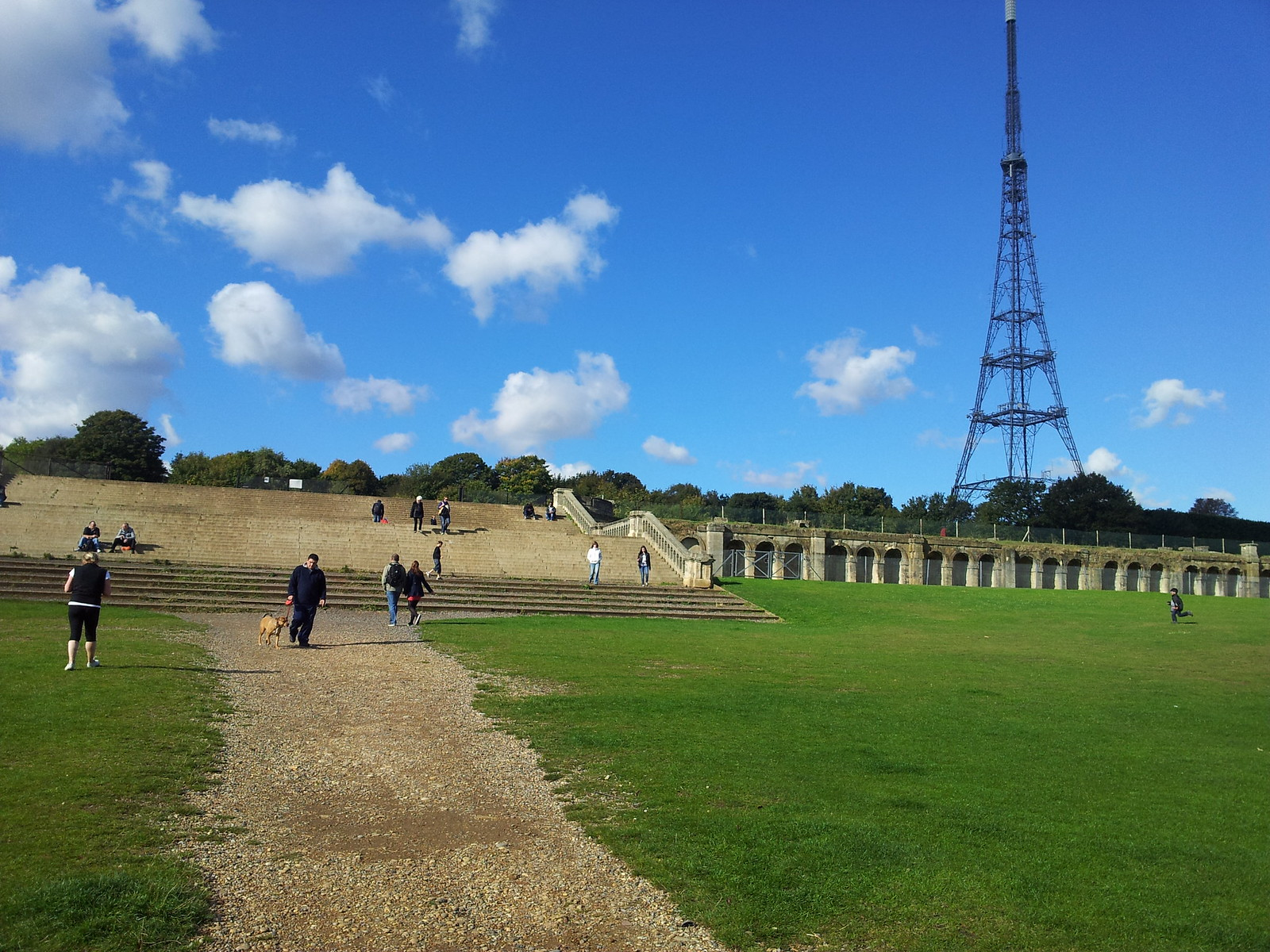 Crystal Palace to Forest Hill