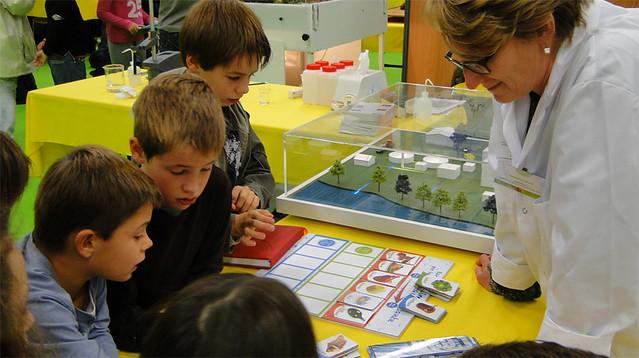 Village des sciences 2012