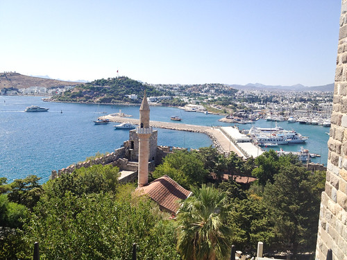Bodrum Turkey, view from the Fort | by Clara S.
