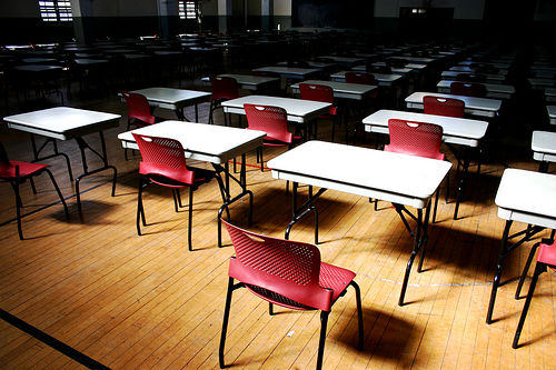 empty-chairs-in-a-classroom   by ninopnatividad