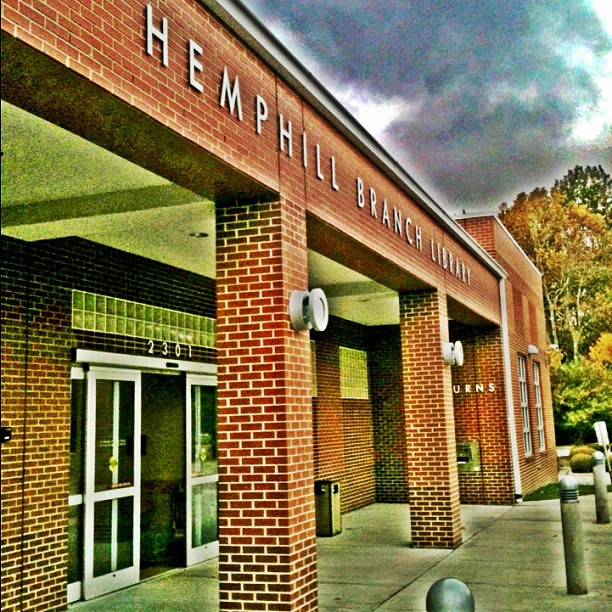 Hemphill Library   Greensboro, NC (@greensboro_nc   Flickr