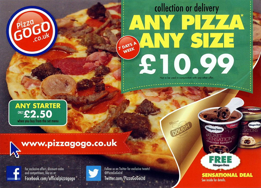 pizza gogo collection deals
