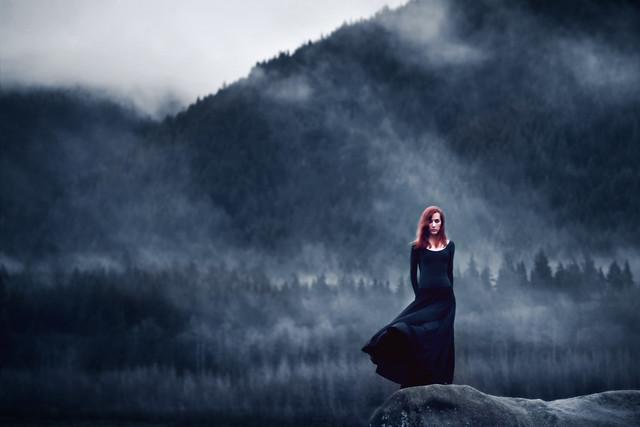 Mooring in the Mist