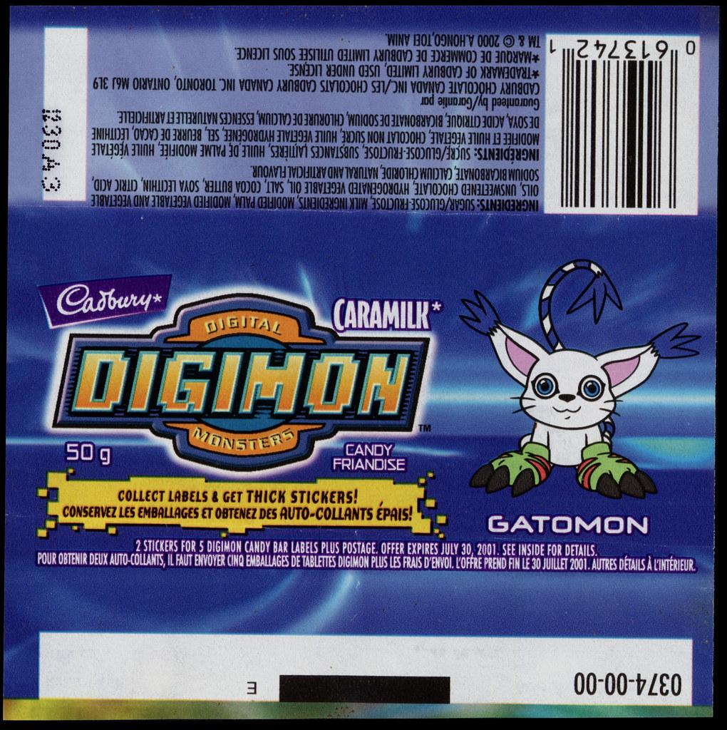 digimon gatomon nackt