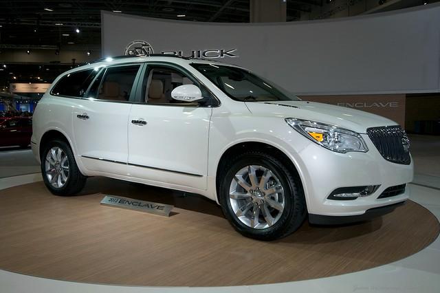 2013 Washington Auto Show - Upper Concourse - Buick 6