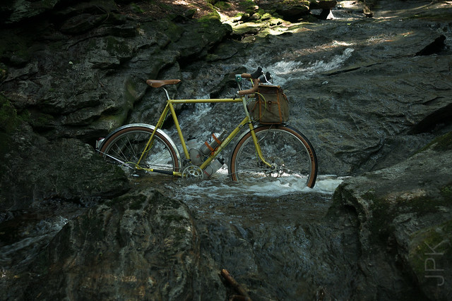 I prefer to clean my drivetrain the Natural Way.