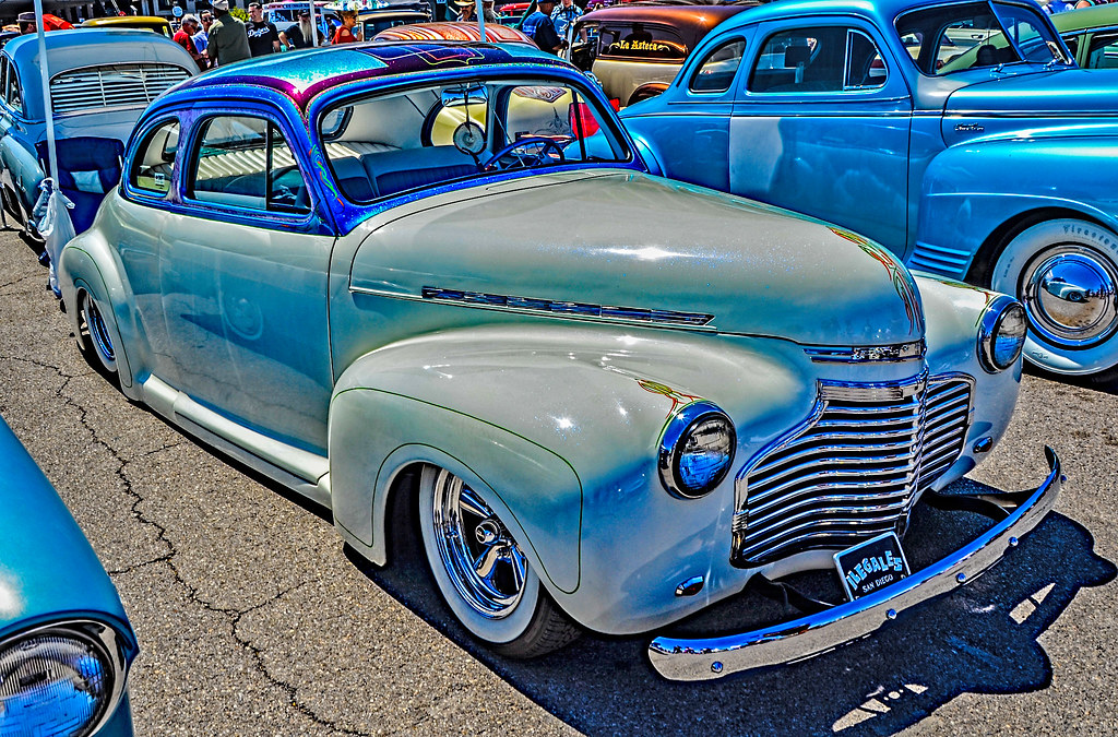 Vegas Car Show >> Viva Las Vegas Rockabilly 2018 Hot Rodder Car Show Flickr