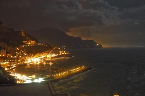 Amalfi by night | by Alannainen