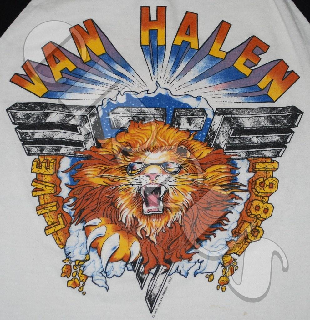 July 14 1982 Van Halen Began Their Diver Down Tour In Au Flickr