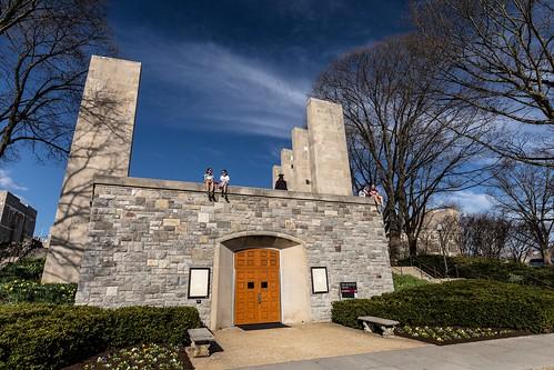 War Memorial Chapel -- Blacksburg, VA