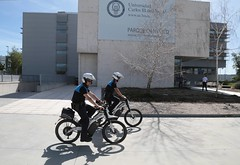 Policía Local de Leganés contará con dos ciclomotores eléctricos diseñados en LEGATEC