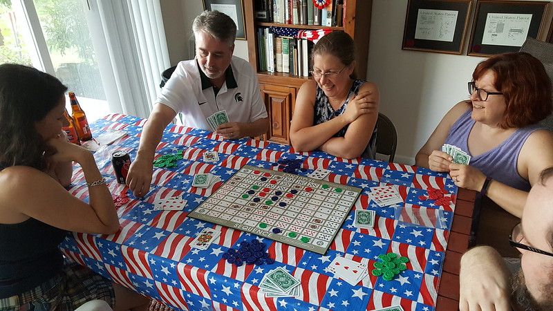 Алкогольная карточная игра