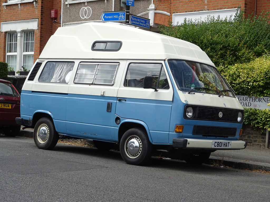 1986 Volkswagen Transporter Camper Van   Kingston-on-Hull re