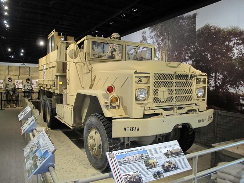 M923 Guntruck 4