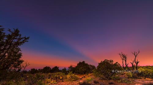 sky newmexico color sunrise unitedstates trail bandelier losalamos tsankawi highdesertlight