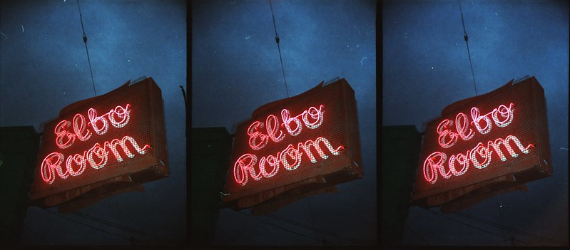 Elbo Room at Night 2