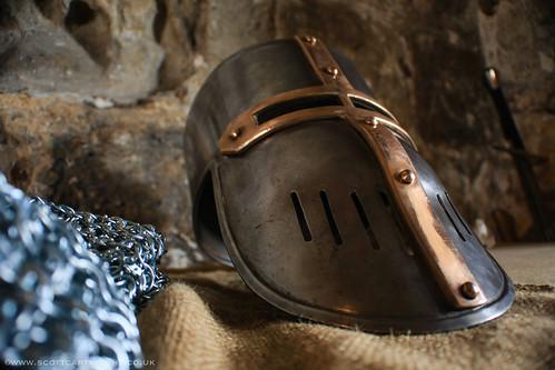Medieval Knights Helmet