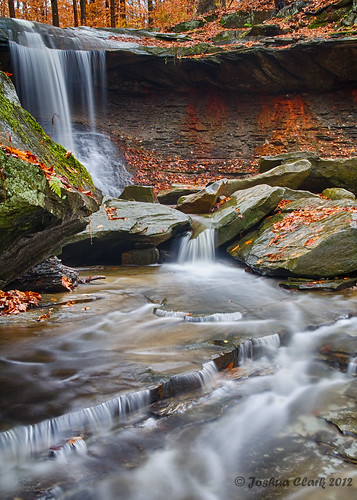 autumn ohio fall waterfall josh 1740mm cuyahogavalleynationalpark cvnp bluehenfalls joshuaclark canon7d momentsinnature flickrexplore460