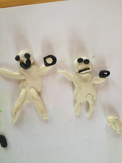 THE OLD TOWN HALL ANIMATION WORKSHOP PUPPETS 13