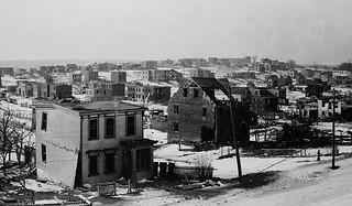 Damage caused by the Halifax Explosion / Dommages causés par l'explosion d'Halifax