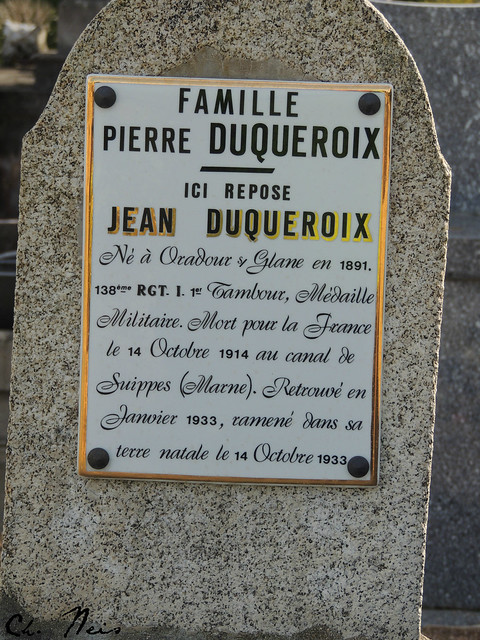 Jean DUQUEROIX