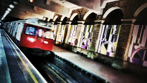 Tube train | by scott1723