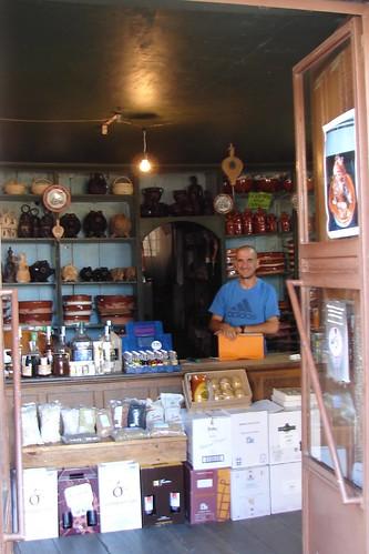 Oscar Moran e a sua loja | by M Cruz