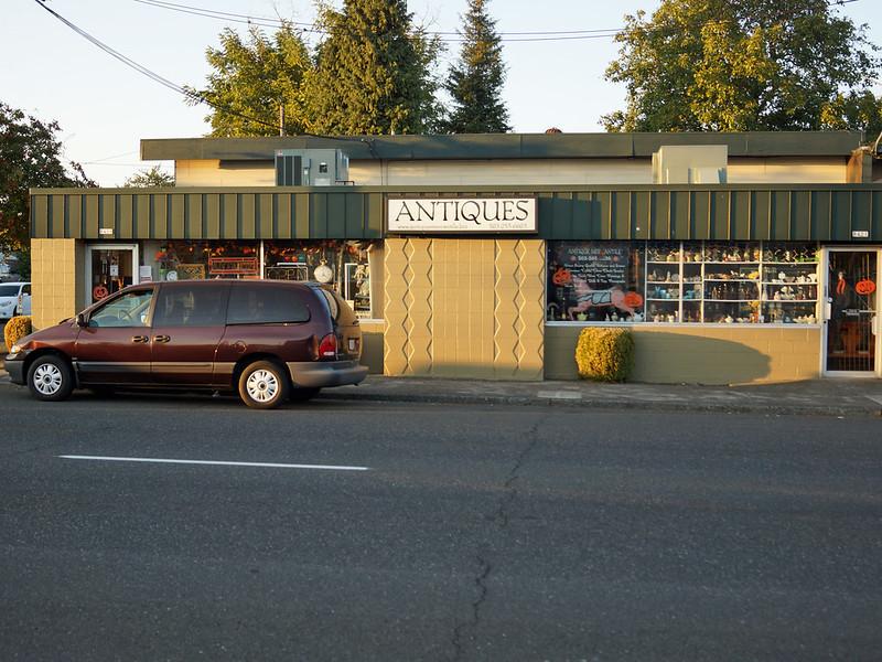 Antique Mercantile 8419 SE Stark Portland, OR 97216