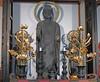 2012/10/14 (日) - 13:13 - 薬師三尊像のレプリカ。オリジナルは鎌倉国宝館の所蔵。